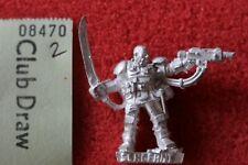 Games Workshop Warhammer 40k Kasrkin Stormtrooper Sergeant Stormtroopers New GW