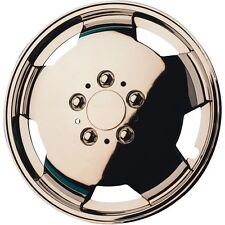 "4 X Volkswagen VW T4 Van Caravelle 15"" Wheel Trims Chrome Deep Dish Hub Caps New"