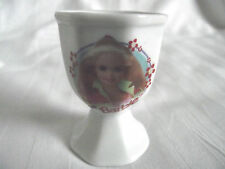 RETRO / VINTAGE BARBIE CHINA  EGG CUP