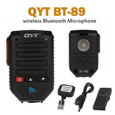 QYT BT-89 Wireless Bluetooth Microphone for KT-7900D KT-8900D Car Mobile Radio