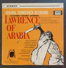 Rare Cover - Original Film Soundtrack - Lawrence Of Arabia - Vinyl LP - SCP 514