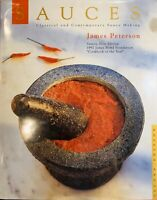 Sauces: Classical and Contemporary Sauce Making, James Peterson, Wiley 1998 1st