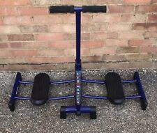 Leg Master exercise machine In Blue