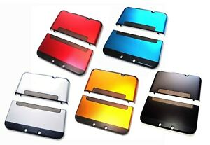 Nintendo *NEW* 3DS XL 3DSXL Aluminium Metal Case Cover Shell Housing UK Seller