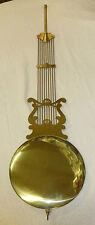 Ottone Lira 94cm Pendolo per Imperatore o Hermle/Ridgeway Orologio a 2551