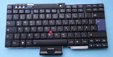 Original Tastatur IBM Lenovo ThinkPad T400 T500 W500 T500 42T3946 MV90 Keyboard