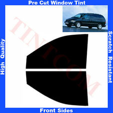 Pre Cut Window Tint Chrysler Grand Voyager 1996-2001 Front Sides Any Shade