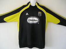 ~Rare~Adidas Columbus Crew Mls Usa Soccer Training Jersey Top Football Shirt~2Xl