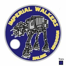 Pathtag  7530  -  Star Wars  AT-AT's  -geocaching/geocoin/Extagz alt.  *Retired*