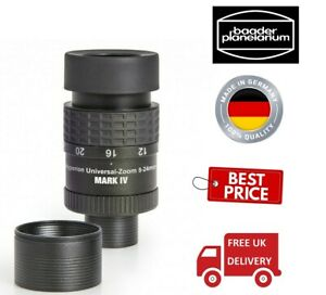 Baader Hyperion Mark IV 8-24mm ClickStop Eyepiece 2454826 (UK Stock)