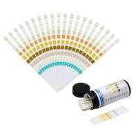 100xStrips URS-10T Urinalysis Reagent Strips 10 Parameters Urine Test Strip FDA