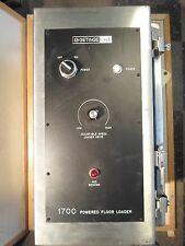 Getinge 495504 Castle 1ph 1700 Power Floor Loader 120v 16a B297068