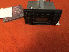 Ford  Autoradio CD-Radio TravelPilot Navi Navigation Blaupunkt incl. Code + CD