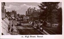 Barnet. High Street # 16. Tram.