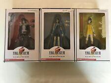 Final Fantasy Viii play arts Figures Set of 3