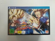 Coffret Dragon Ball fighter Z DBZ collector figurine Goku Playstation 4 PS4 FR