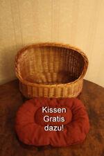 Markenlose Hundebetten aus Weide
