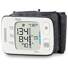 7 Health Care Series Wrist Blood Pressure Monitor (100 Reading Memory)