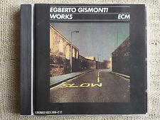 Egberto Gismonti – Works Etichetta: ECM Records – 823 269-2 – CD