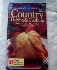 1989 PILLSBURY COUNTRY BAKING & COOKING CLASIC #105