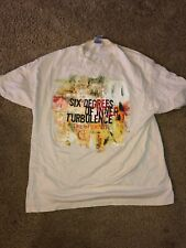Dream Theater World Tourbulence 2002 Concert Shirt XL Portnoy Sons of Apollo OOP