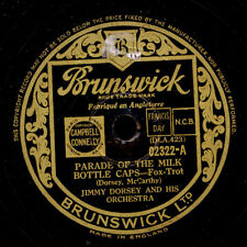 JIMMY DORSEY & HIS ORCHESTRA Parade of the Milk Bottle Caps/Don't look now  X271