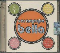 Veramente Bella Compilation  Marvin Gaye/Cock Robin/Toto/Spandau Ballet 2X Cd Vg