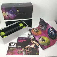Zumba Exhilarate *New* In Box The Ultimate Fitness Experience Series 1 Fitness