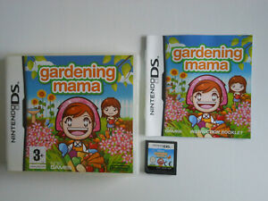 GARDENING MAMA * GAME DS / DS LITE / DSi . 100% GENUINE games sold here