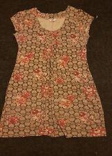 URBAN Patterned Short A-Line Dress Sz 14