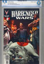 Valiant Entertainment: Harbinger Wars 2 Pullbox CBCS 9.8 w 2013 FREE US SHIPPING