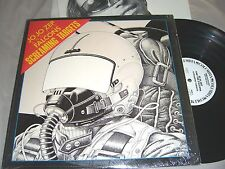 JO JO ZEP Screaming Targets VINYL LP record WHITE LABEL PROMO album in shrink EX