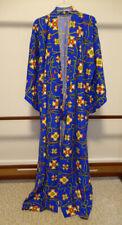 #2  Japanese Kimono, Vibrant Blue, Unlined