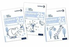 Numicon: Number, Pattern and Calculating 2 Explorer Progress Books ABC (Mixed pa