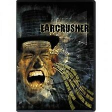EARCRUSHER DVD+CD MIT IN FLAMES BLINK 182 UVM NEUWARE