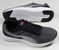 Puma Women's Meteor Wn's Running Shoes -  Asphalt/Silver/Black