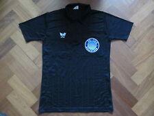 Asociación de Fútbol Vintage bávaro árbitro Camisa-ERIMA-Adulto Talla Media