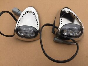 (1 - pair) Attwood 6522SS7 Universal Marine Boat LED Docking Light (NEW)