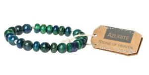 Scout Curated Wears AZURITE STONE Stacking Bracelet HEAVEN Jewelry SS015
