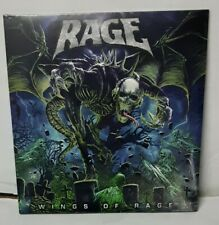 Rage Wings of Rage LP Vinyl Record new