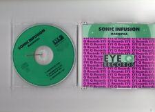 Sonic Infusion - Magnifica - CD EP - RARE MAXI SINGLE - EYE Q RECORDS '93