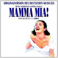 CD*MAMMA MIA!**DEUTSCHE ORIGINALAUFNAHME AUS DEM OPERETTENHAUS HAMBUR***NEU&OVP!