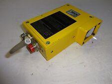 SICK OPTIK ELECKTRONIK WEU 25-800 LIGHT GUARD EMITTER/RECEIVER 24VDC