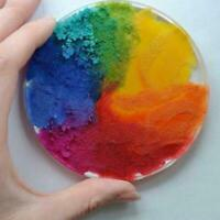1* Natural Powder Pigment Mica Powder Crystal Pearlescent Powder DIY W2P0