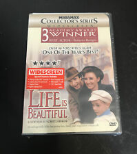 Life is Beautiful (Dvd, Widescreen). Sealed.