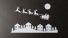 Cheery Lynn Santa durante los cuatro vientos dado corta Navidad