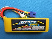 ZIPPY 2200mAh 3S 11.1V LIPO EC3 PLUG E-FLITE BLADE 400 450 X QX 350 EFLB22003S30