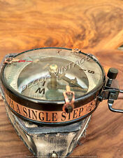 "SPENCER COMPASS  VINTAGE MAP READER MAGNIFYING 3"" COMPASS"