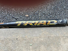 Miken Triad Maxload Composite Slowpitch Softball Bat 27oz