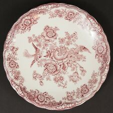 """Crown Ducal Bristol Pink, c.1930-40s 